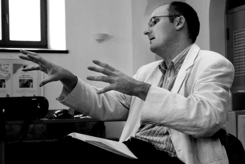 Edoardo Bruni al pianoforte